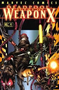 Cover Thumbnail for Deadpool (Marvel, 1997 series) #60 [Direct Edition]