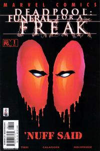 Cover Thumbnail for Deadpool (Marvel, 1997 series) #61 [Direct Edition]