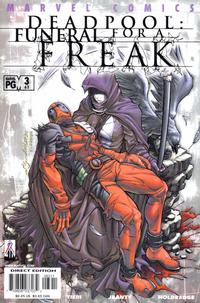 Cover Thumbnail for Deadpool (Marvel, 1997 series) #63 [Direct Edition]