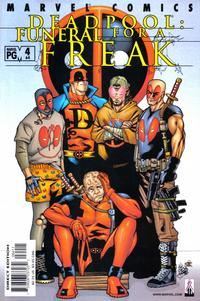 Cover Thumbnail for Deadpool (Marvel, 1997 series) #64 [Direct Edition]