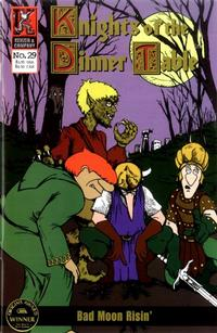 Cover Thumbnail for Knights of the Dinner Table (Kenzer and Company, 1997 series) #29