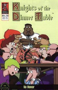Cover Thumbnail for Knights of the Dinner Table (Kenzer and Company, 1997 series) #30
