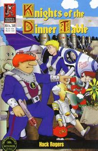 Cover Thumbnail for Knights of the Dinner Table (Kenzer and Company, 1997 series) #38