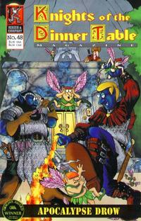 Cover Thumbnail for Knights of the Dinner Table (Kenzer and Company, 1997 series) #48