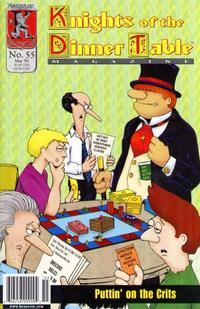 Cover Thumbnail for Knights of the Dinner Table (Kenzer and Company, 1997 series) #55
