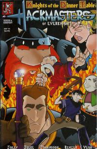 Cover Thumbnail for Hackmasters of Everknight (Kenzer and Company, 2000 series) #1
