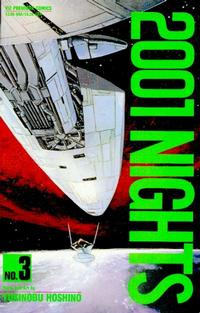 Cover Thumbnail for 2001 Nights (Viz, 1990 series) #3