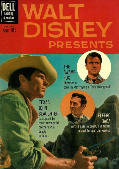 Cover for Walt Disney Presents (Dell, 1959 series) #5