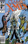 Cover Thumbnail for Classic X-Men (1986 series) #32 [Newsstand Edition]