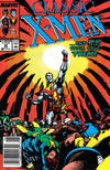 Cover Thumbnail for Classic X-Men (1986 series) #34 [Newsstand Edition]