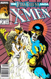 Cover Thumbnail for Classic X-Men (1986 series) #38 [Newsstand Edition]