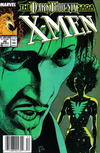 Cover for Classic X-Men (Marvel, 1986 series) #40 [Newsstand Edition]