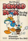 Cover for Donald Duck Fra Dag Til Dag (Hjemmet / Egmont, 1987 series) #6