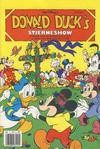 Cover for Donald Duck's Show (Hjemmet, 1957 series) #stjerneshow [1992] [Reutsendelse]