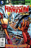 Cover for The Savage Hawkman (DC, 2011 series) #13