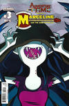Cover for Adventure Time: Marceline and the Scream Queens (Boom! Studios, 2012 series) #3 [Cover A - Jab]