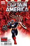 Cover for Captain America (Marvel, 2011 series) #19