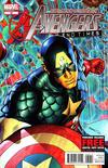 Cover for Avengers (Marvel, 2010 series) #32