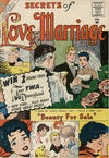 Cover for Secrets of Love and Marriage (Charlton, 1956 series) #18