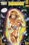 Cover for Carnal Comics Presents Nightingale: Mistress of Dreams (Re-Visionary Press, 1995 series) #1