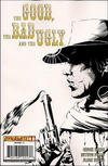 Cover for The Good the Bad and the Ugly (Dynamite Entertainment, 2009 series) #1 [B&W Sketch]