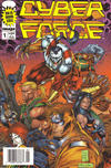 Cover Thumbnail for Cyberforce (1993 series) #1 [Newsstand]