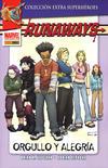 Cover for Colección Extra Superhéroes (Panini España, 2011 series) #8 - Runaways 1: Orgullo y Alegría