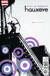 Cover for Hawkeye (Marvel, 2012 series) #1 [2nd Printing Cover by David Aja]