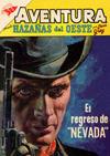 Cover for Aventura (Editorial Novaro, 1954 series) #114