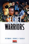 Cover for Secret Warriors (Panini France, 2012 series) #1