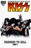Cover Thumbnail for Kiss (2012 series) #1 [Cover RI-B - Photo Variant]