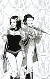 Cover Thumbnail for Steed and Mrs. Peel (2012 series) #1 [1C]