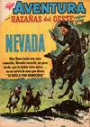 Cover for Aventura (Editorial Novaro, 1954 series) #124