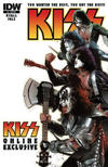 Cover Thumbnail for Kiss (2012 series) #1 [Cover RI - Online Exclusive by Nick Runge]