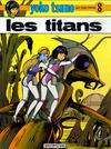 Cover for Yoko Tsuno (Dupuis, 1972 series) #8 - Les titans