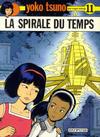 Cover for Yoko Tsuno (Dupuis, 1972 series) #11 - La spirale du temps