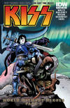 Cover Thumbnail for Kiss (2012 series) #4