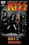 Cover Thumbnail for Kiss (2012 series) #5