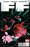Cover for FF (Marvel, 2011 series) #18
