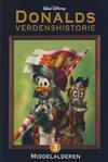 Cover for Donalds verdenshistorie (Hjemmet / Egmont, 2011 series) #3 - Middelalderen