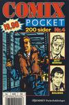 Cover for Comix pocket (Hjemmet / Egmont, 1990 series) #4