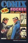 Cover for Comix pocket (Hjemmet / Egmont, 1990 series) #5