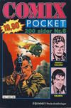 Cover for Comix pocket (Hjemmet / Egmont, 1990 series) #6