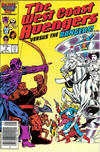 Cover for West Coast Avengers (Marvel, 1985 series) #8 [Newsstand]