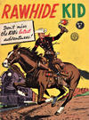 Cover for Rawhide Kid (Horwitz, 1955 ? series) #4