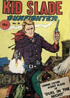 Cover for Kid Slade Gunfighter (Yaffa / Page, 1960 ? series) #28