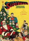 Cover Thumbnail for Superman's Christmas Adventure (1944 series)  [Outlet at Happyland]