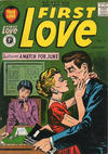 Cover for First Love (Thorpe & Porter, 1959 series) #3