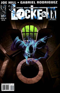 Cover Thumbnail for Locke & Key (IDW, 2008 series) #2