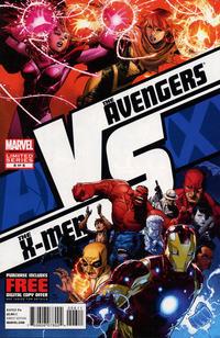 Cover Thumbnail for AVX Vs (Marvel, 2012 series) #6